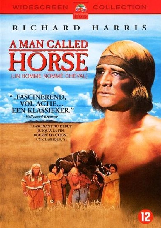 Cover van de film 'A Man Called Horse'