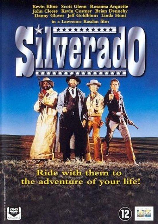 Cover van de film 'Silverado'