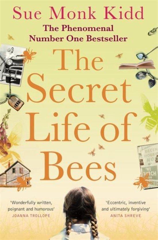 Boek cover The Secret Life of Bees van Sue Monk Kidd (Paperback)