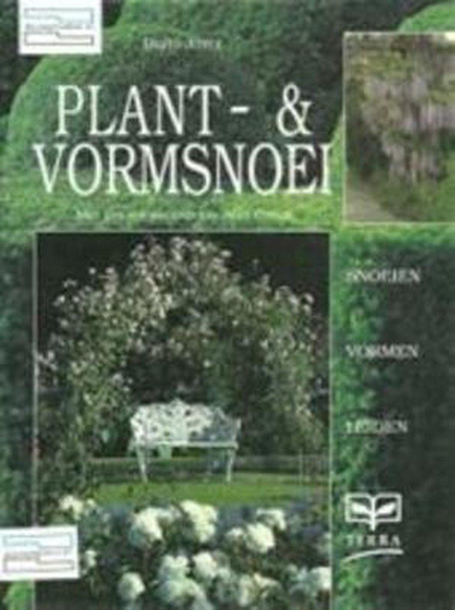 PLANT EN VORMSNOEI
