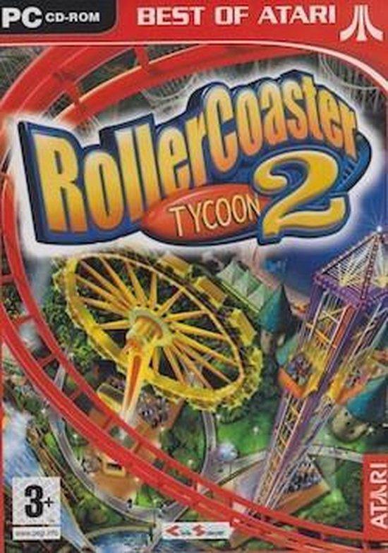 Rollercoaster Tycoon 2 – Windows