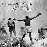 Haydn 2032 Vol 6 Lamentatione Symph N. 26 Lamentat