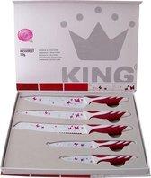 King Protect Messenset (set van 5)