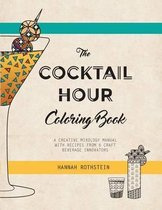 The Cocktail Hour Coloring Book