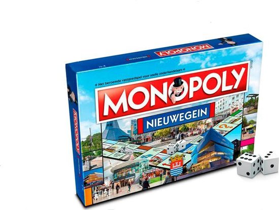 Monopoly Nieuwegein - Bordspel