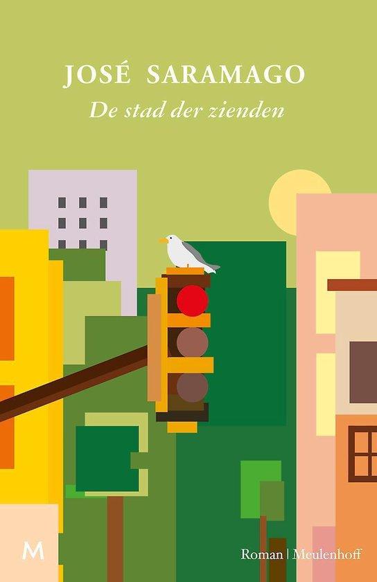 Boek cover De stad der zienden van Jose Saramago (Paperback)