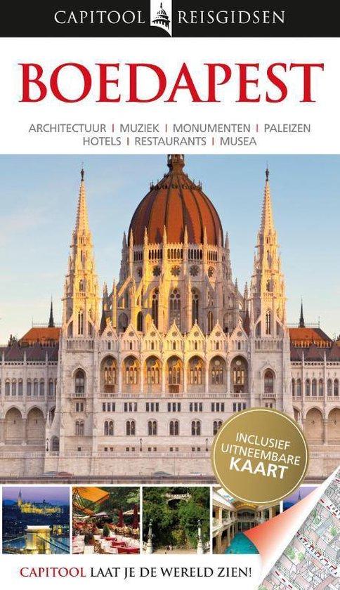 Capitool reisgidsen - Boedapest - Tadeusz Olszański |