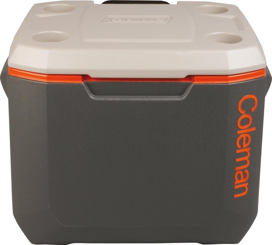 Coleman - Koelbox - 50 QT Wheeled Xtreme Cooler - 47 Liter - Grijs
