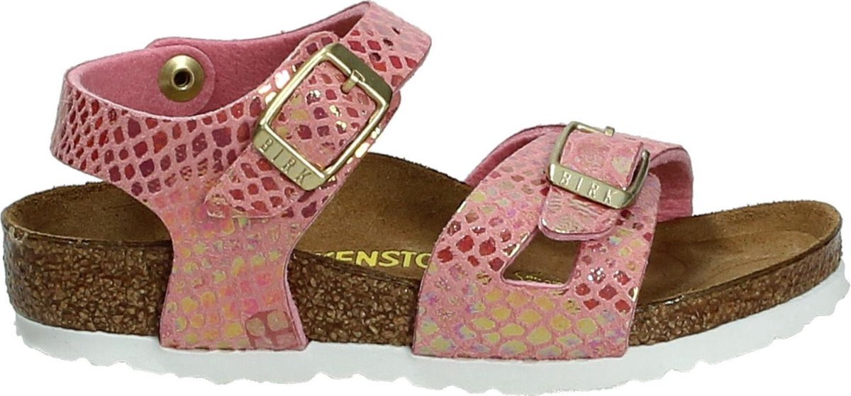 | Birkenstock Rio Meisjes Maat 26 Roze