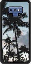 Galaxy Note 9 Hardcase hoesje Palmtrees