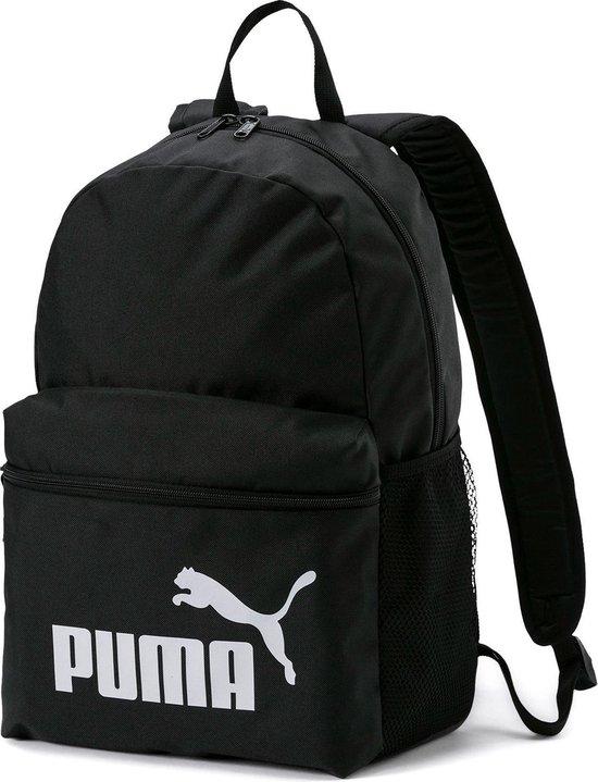 PUMA PUMA Phase Backpack Unisex Backpack - Puma Black - Maat