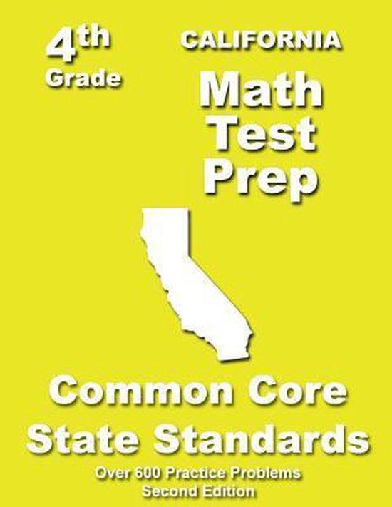 California 4th Grade Math Test Prep
