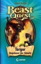 Torgor, Ungeheuer der Sumpfe