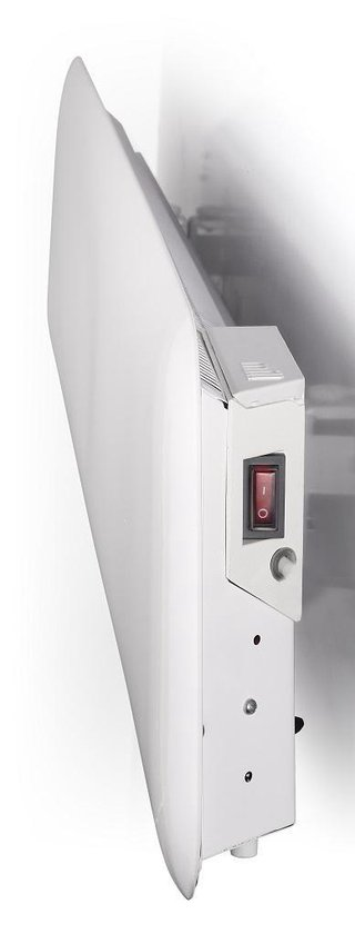 Mill IB600Dn - Paneelvewarming - stalen front - 600 Watt