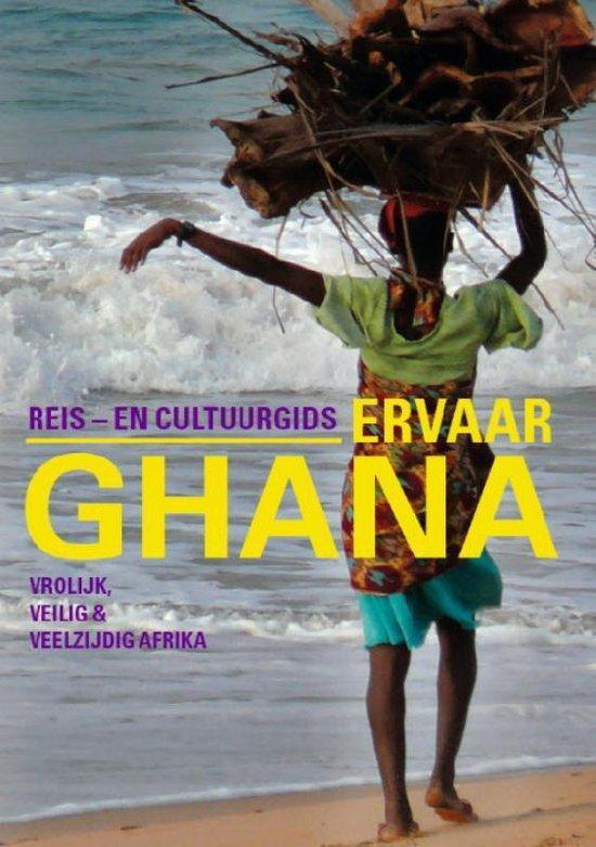 Cover van het boek 'Ervaar Ghana'
