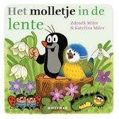 Prentenboek Molletje - molletje in de