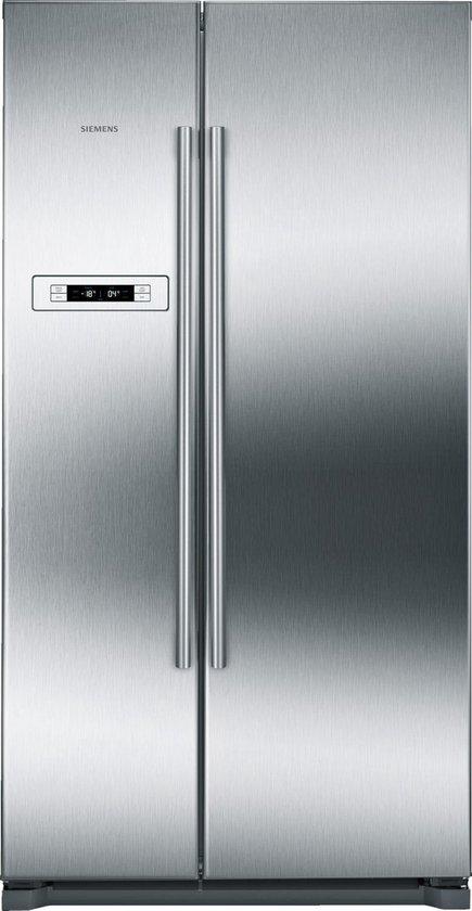 Koelkast: Siemens KA90NVI20 - iQ300 - Amerikaanse koelkast, van het merk Siemens