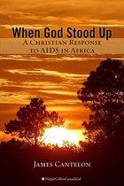 Omslag When God Stood Up