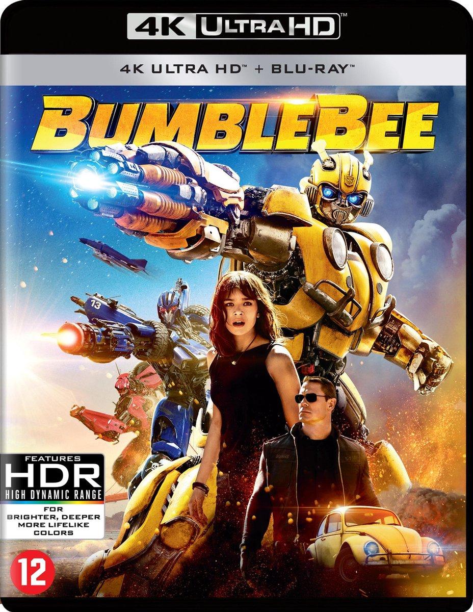 Bumblebee (4K Ultra HD Blu-ray)-
