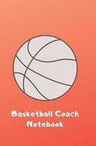 Basketball Coach Notebook