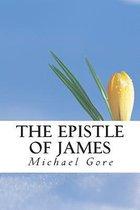 Boek cover The Epistle of James van Ps Michael Gore