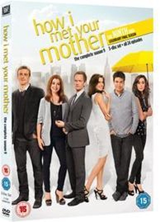 Tv Series - How I Met Your Mother -..