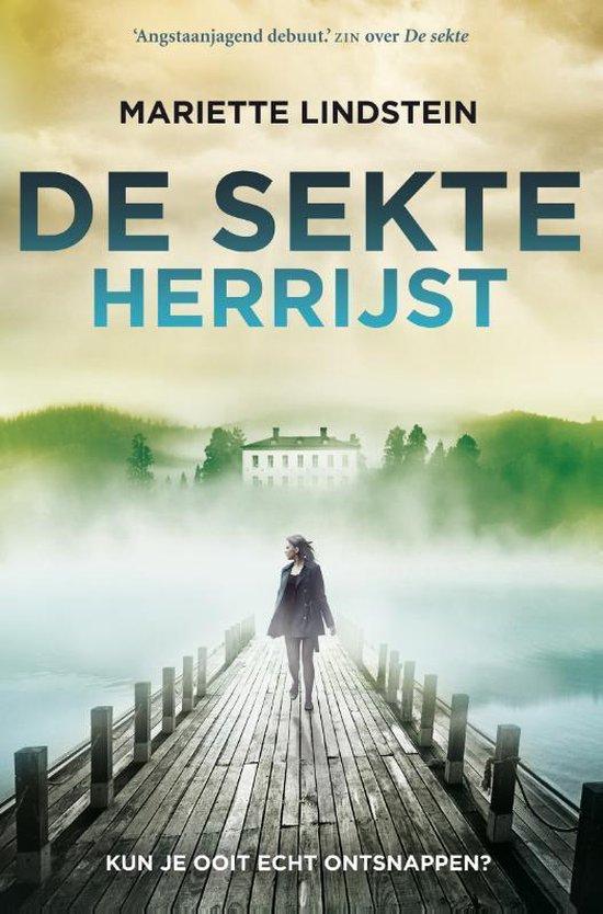 De sekte - De sekte herrijst - Mariette Lindstein   Fthsonline.com