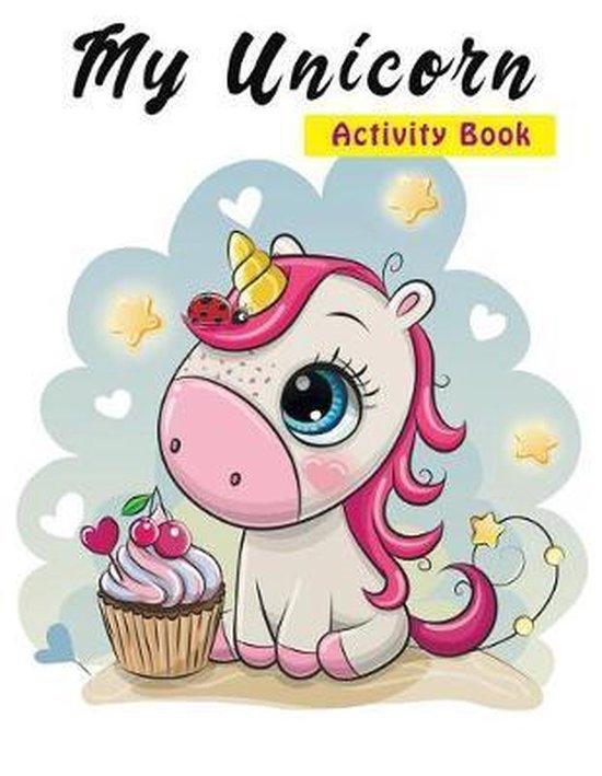 My Unicorn Activity Book