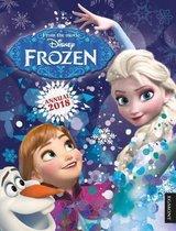 Boek cover Disney Frozen Annual 2018 van