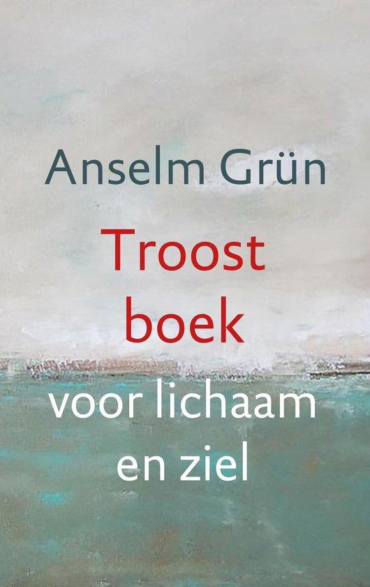 Troostboek voor lichaam en ziel - Anselm Grün | Readingchampions.org.uk