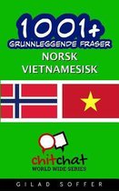 1001+ Grunnleggende Fraser Norsk - Vietnamesisk