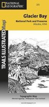 National Geographic Trails Illustrated Topographic Glacier Bay National Park and Preserve