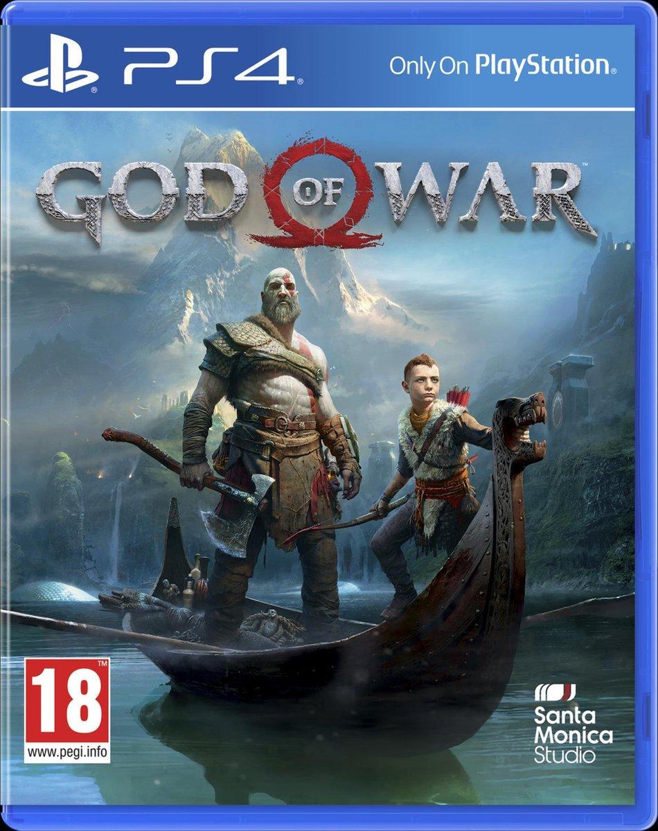 God of War - PS4 - Sony