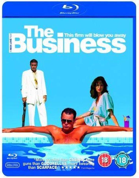 Cover van de film 'Business'