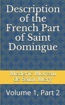 Description of the French Part of Saint Domingue