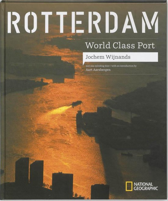 Cover van het boek 'Port of Europe'