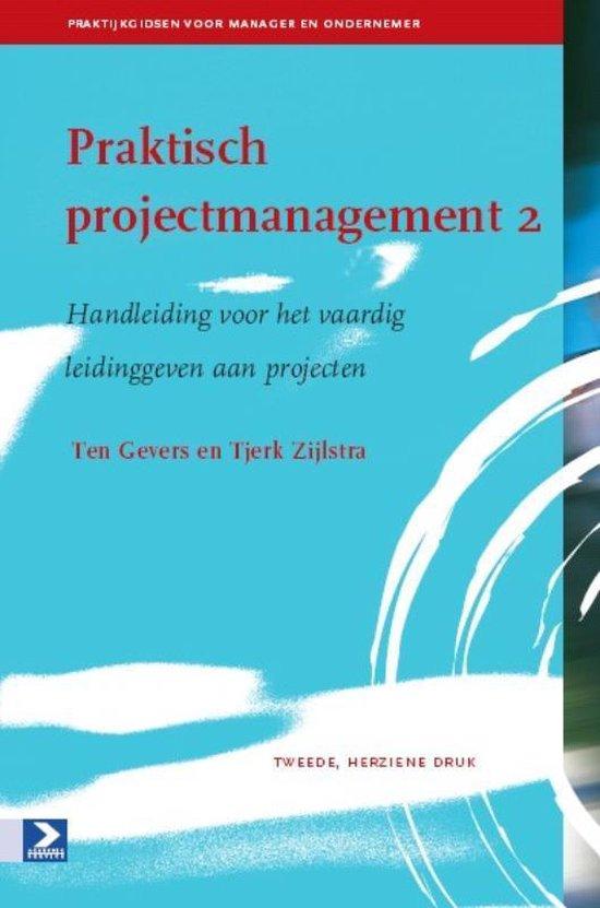 Praktisch projectmanagement 2 - Ten Gevers |