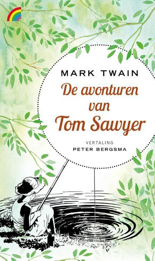 Boek cover De avonturen van Tom Sawyer van Mark Twain (Hardcover)