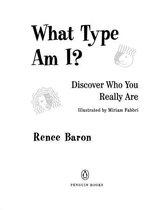 Boek cover What Type Am I? van Renee Baron