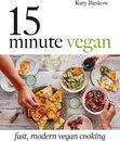 Boek cover 15-Minute Vegan van Beskow