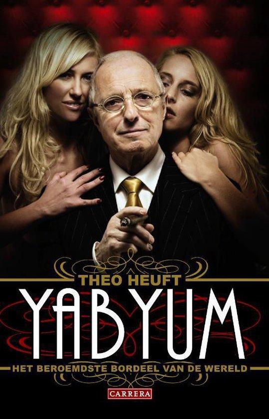 Boek cover Yab Yum van Theo Heuft (Paperback)