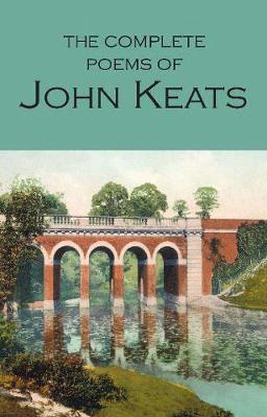 Boek cover The Complete Poems of John Keats van John Keats (Paperback)