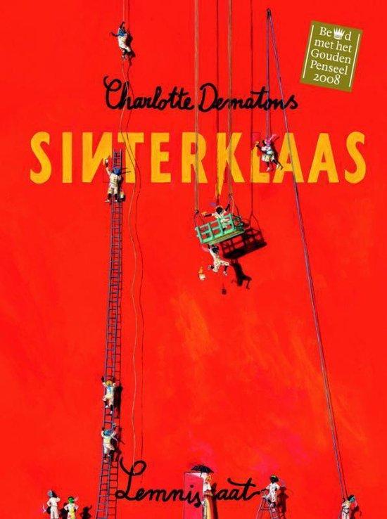 Boek cover Sinterklaas van Charlotte Dematons (Hardcover)
