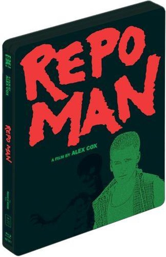 Cover van de film 'Repo Man'