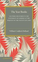 Boek cover The Year Books van William Craddock Bolland (Paperback)
