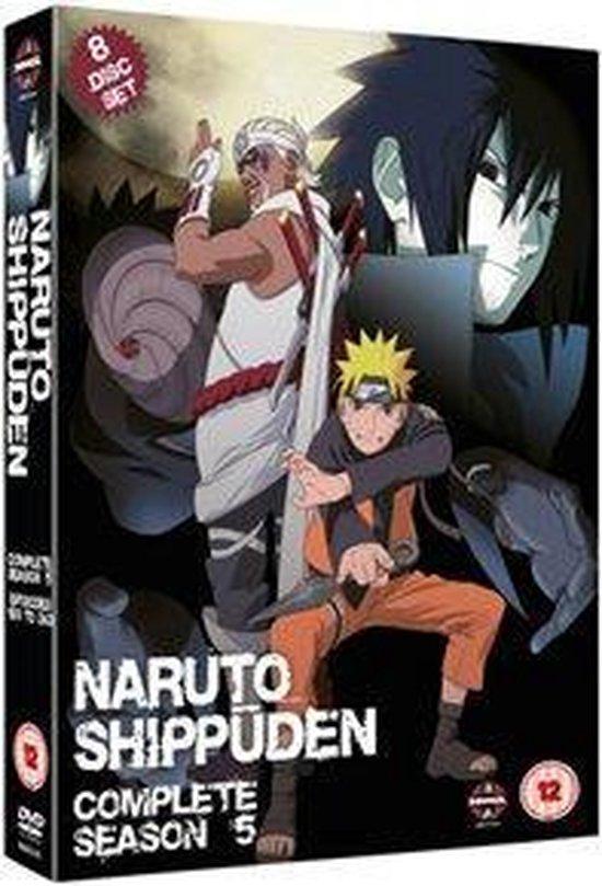 Naruto Shippuden - Complete Season 5 (Import)