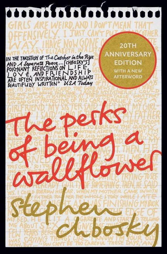 Afbeelding van The Perks of Being a Wallflower