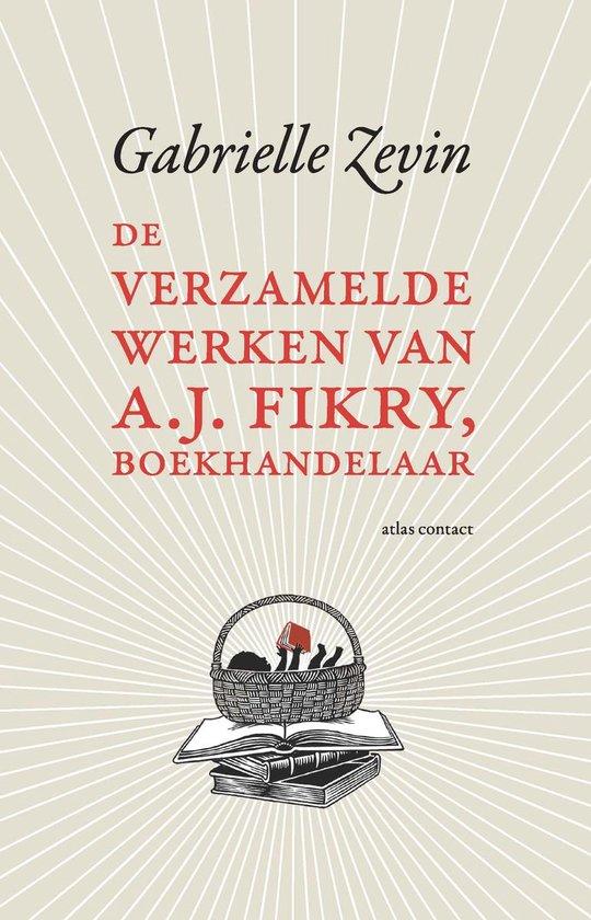 Leeslicht - De verzamelde werken van A.J. Fikry, boekhandelaar - Gabrielle Zevin | Fthsonline.com