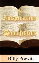 Boek cover The Inspiration of Scripture van Billy Prewitt