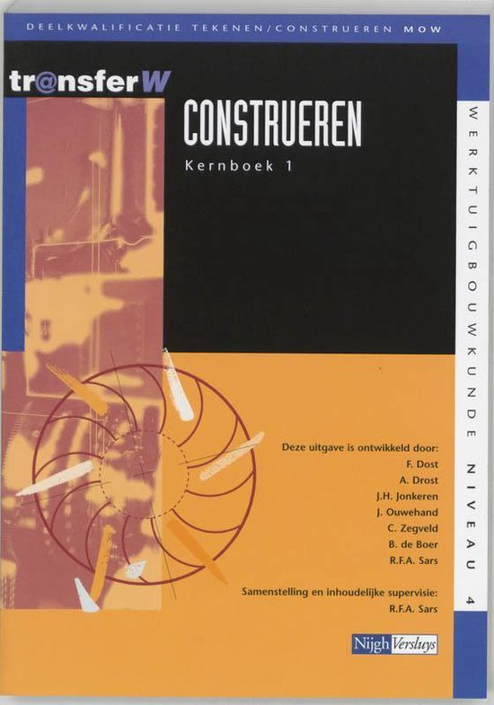 Construeren / Niveau 4 / Deel Kernboek 1 - F. Dost   Readingchampions.org.uk